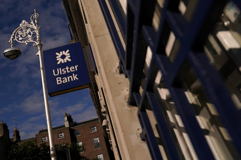 NatWest to exit Ireland, tumbles to 2020 loss