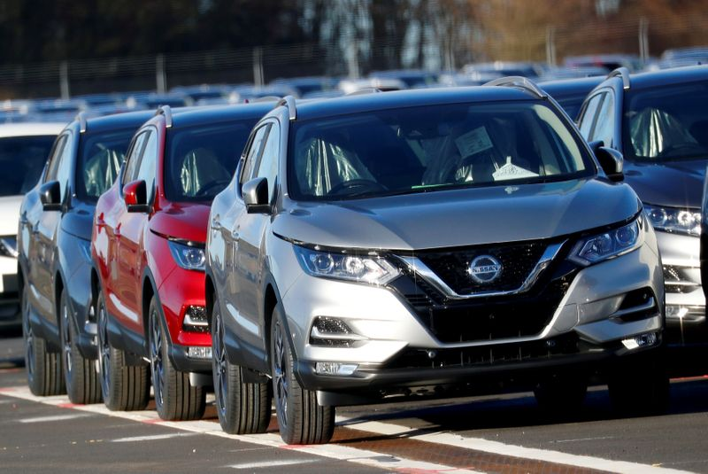 Nissan expects to invest over 1 billion pounds in UK in coming years