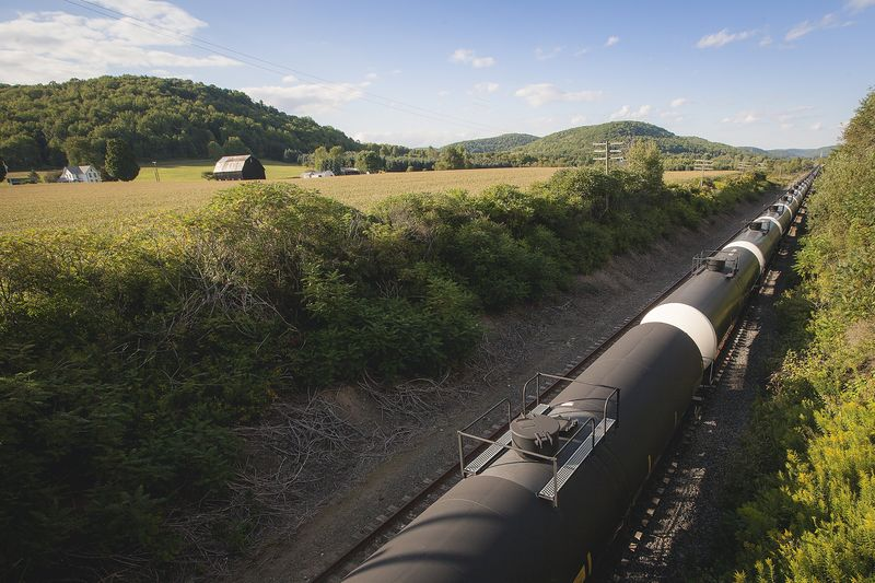 The little engine that could, and the oil giant that couldn't