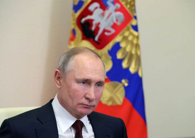 Putin says Russia needs to safeguard parliamentary elections from foreign meddling