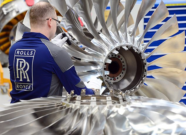 Rolls-Royce is in the process of an overhaul that includes cutting 9,000 jobs from its 52,000-strong pre-pandemic workforce, many of which are from the same arm that makes jet engines