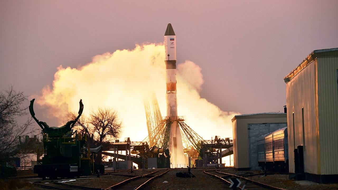 Russian spacecraft launches to the ISS carrying research, astronaut supplies