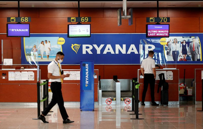 Ryanair loses legal fight against French, Swedish airline state aid
