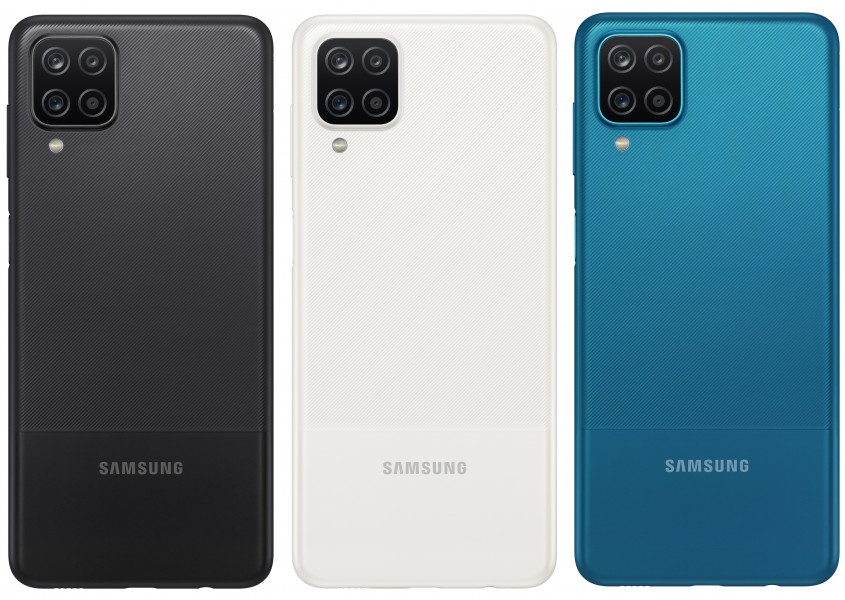 Samsung Galaxy A12 Indian variant leaks with fewer memory skews