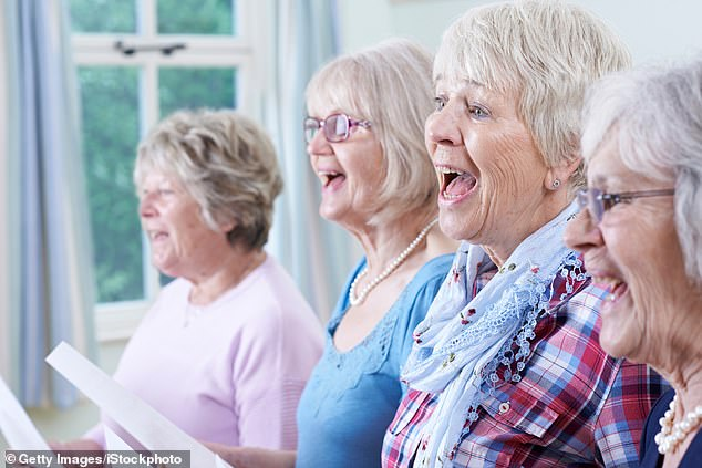 Choir singing can improve cognitive flexibility, the ability to switch between different mental tasks, according to a new report from the University of Helskini. Singers also reported better social integration, especially if they had been in a choir for more than a decade