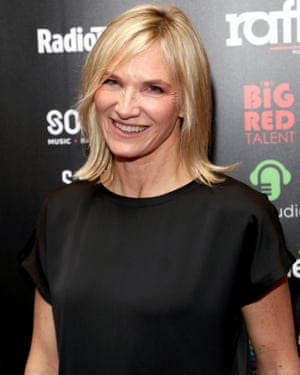 """Coronavirus - Tue Feb 16, 2021File photo dated 04/03/20 of Jo Whiley who has said she is living a """"nightmare"""" after she was offered the coronavirus vaccine before her sister who has learning difficulties and diabetes. The BBC Radio 2 DJ has been campaigning for her younger sister, Frances, who has the rare Cri du Chat genetic syndrome, to be prioritised for the jab. Issue date: Tuesday February 16, 2021. PA Photo. See PA story SHOWBIZ Whiley. Photo credit should read: Lia Toby/PA Wire"""