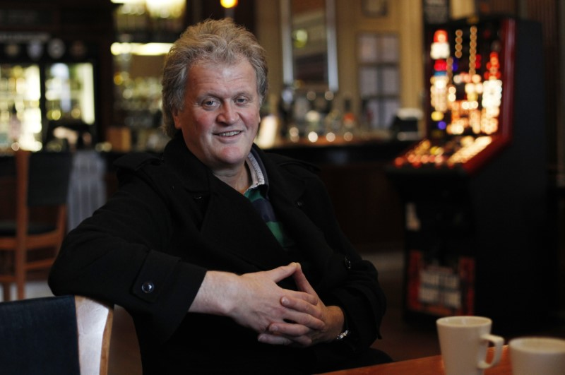 Wetherspoon's Tim Martin urges government to reopen pubs, warns of economic mayhem