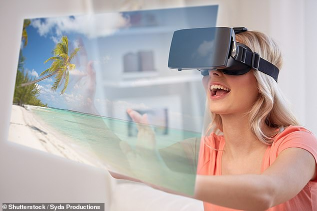 Travel experience: It is unlikely a VR holiday can fill the beach void, but it could bring art galleries, museums and other adventures to life in your living room