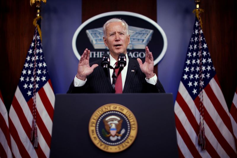 With Trump's impeachment trial over, Biden pushes his agenda in televised town hall