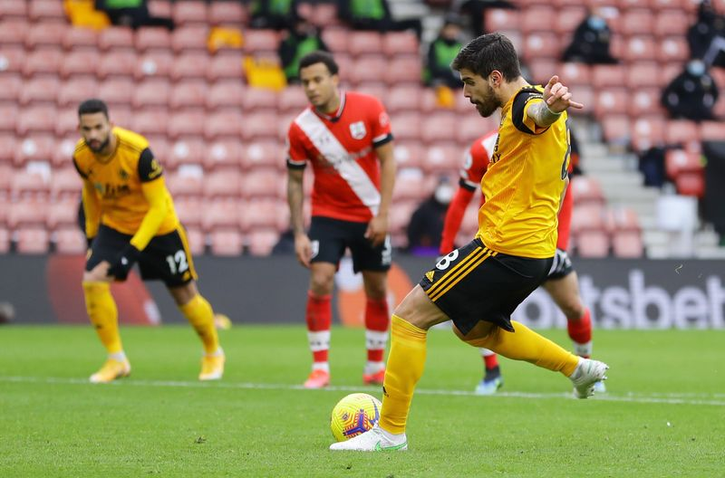 Wolves fight back to deepen Southampton misery