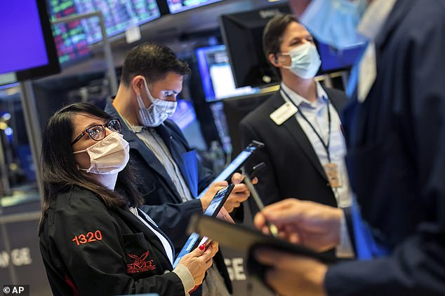 All change?Until now, investors, unable to get a decent return elsewhere, have been happy to pay steep prices for the tech titans