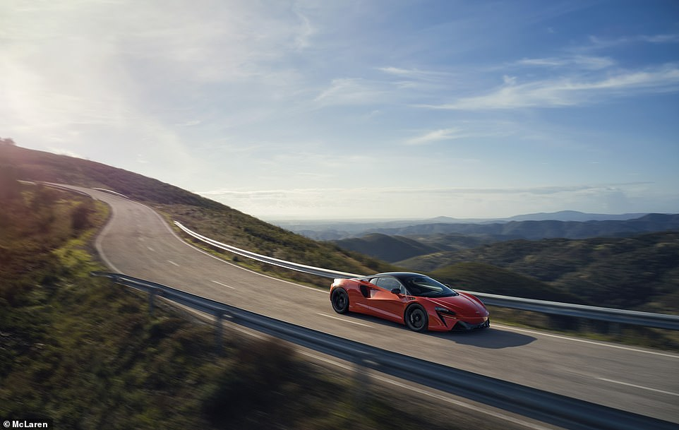 Prices start from £185,500 and McLaren says it will build as many as it can sell - far from the limited run of plug-in hybrids it has so far produced