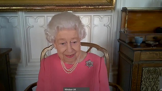 The Queen has made a historic intervention in the coronavirus vaccination drive, suggesting it is selfish not to have the ja