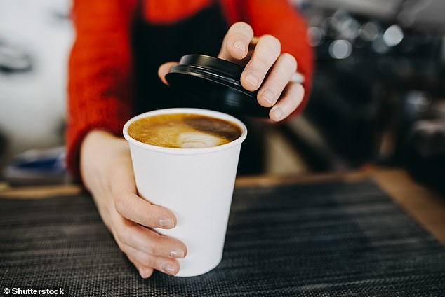 If yourcoffee consumption is heading up toward more than six cups a day, 'it's about time you rethink your next drink', the research suggests