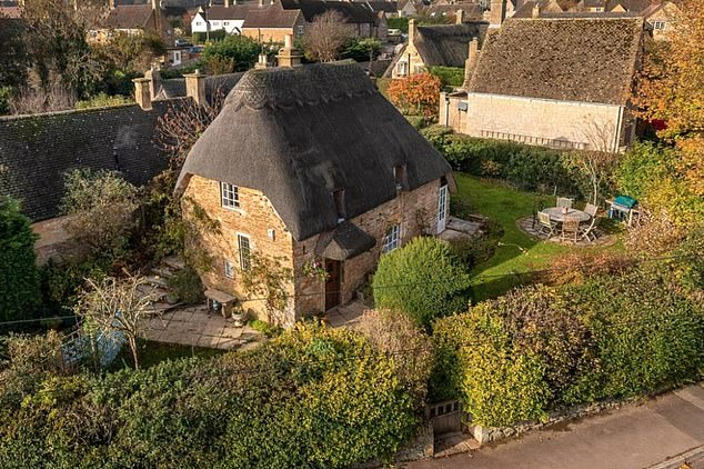 This two-bed cottage in Chipping Campden, Gloucestershire, is on Rightmove for £499,950