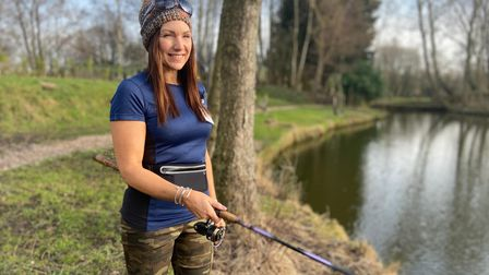 Lisa Wilson, the daughter of Norfolk angler John Wilson, has set up the John Wilson Enterprise in his name to combine fishing and social work to promote mental health.