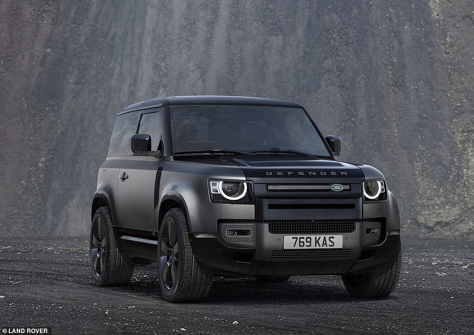To cap it all there's this new flagship limited-run Defender V8 Carpathian Edition – named after the Eastern European mountain range that stretches from the Czech Republic, through Slovakia where the new Defender is built in Nitra, and on to Transylvania in Romania – home to Bram Stoker's vampire creation Dracula