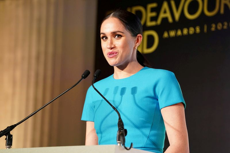 'I'm ready to talk,' says Meghan ahead of Oprah interview