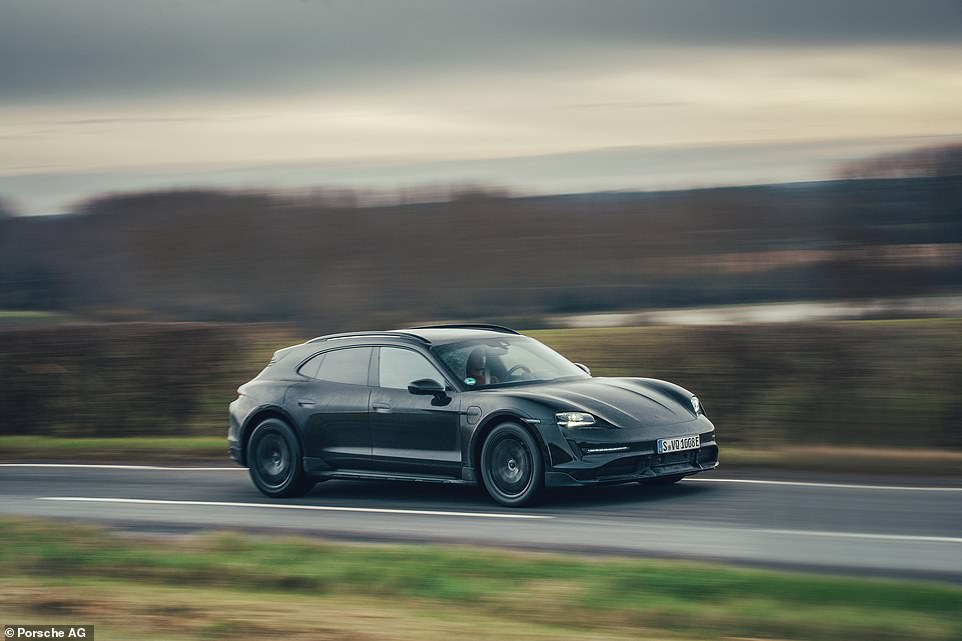 More than 20,000 Taycan saloons were sold worldwide last year including 3,000 in Britain making it the UK's second-best selling Porsche