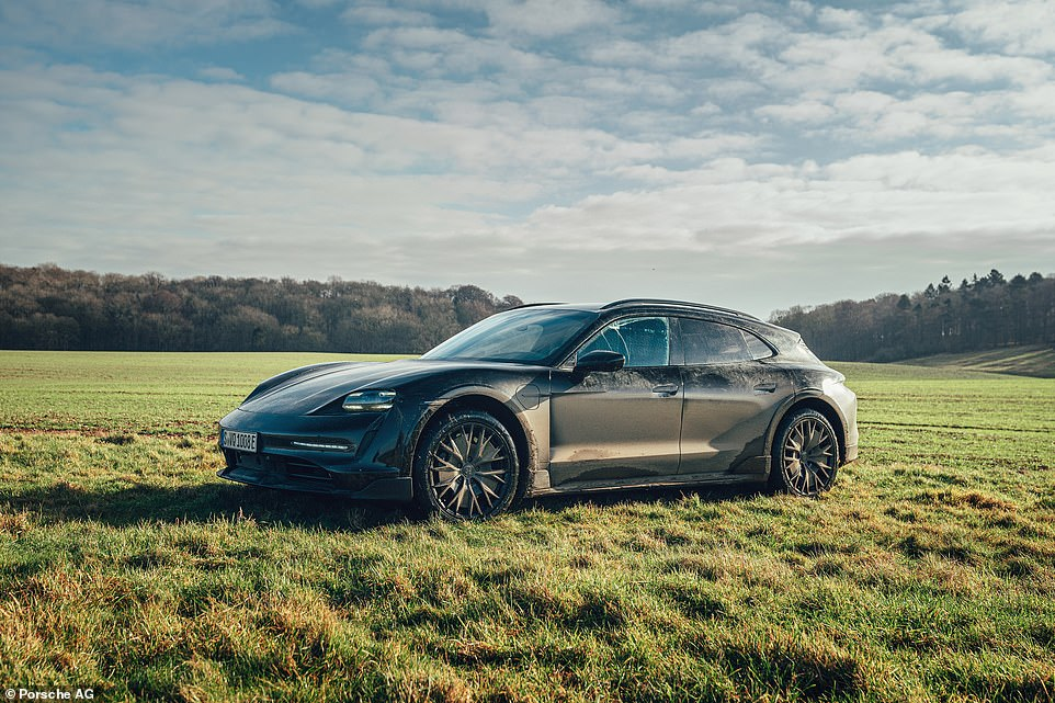 While the car was only a prototype, it barely masks the true identity of the new model, despite going on a globe-trotting tour before the launch