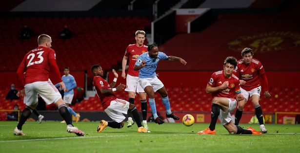 United and City played out a dull stalemate in December