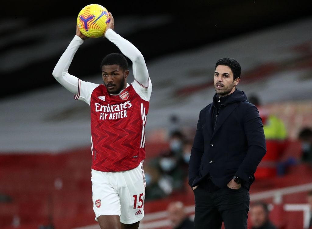 Ainsley Maitland-Niles says he was 'rotting away' at Arsenal