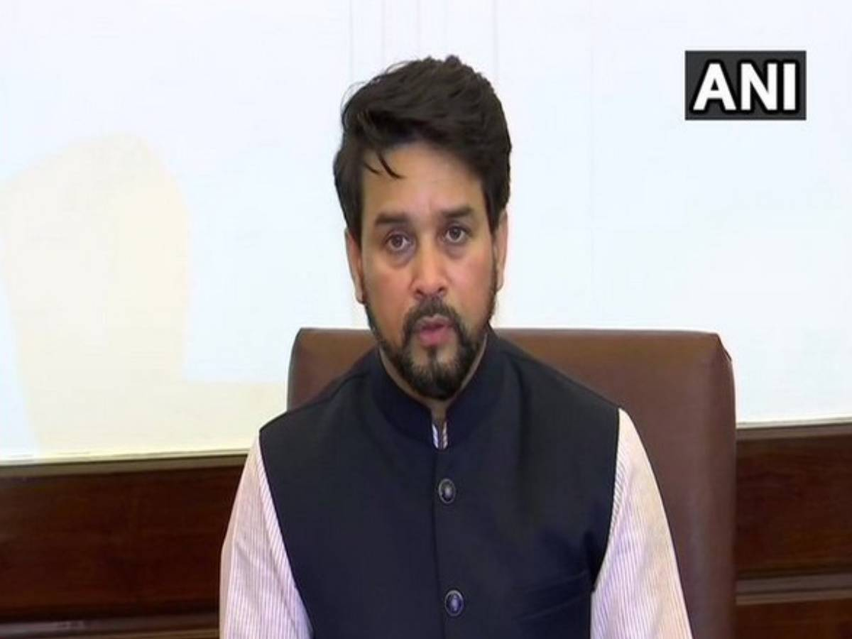 Cryptocurrency is form of digital currency, we must evaluate, explore new ideas with open mind: Anurag Thakur