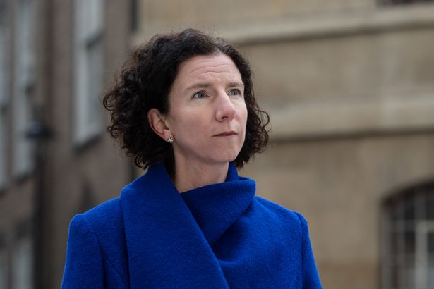 """Shadow Chancellor Anneliese Dodds said on Thursday: """"In the future, we're not going to oppose change to that personal allowance, the freezing of it that the Chancellor set out for the future"""""""