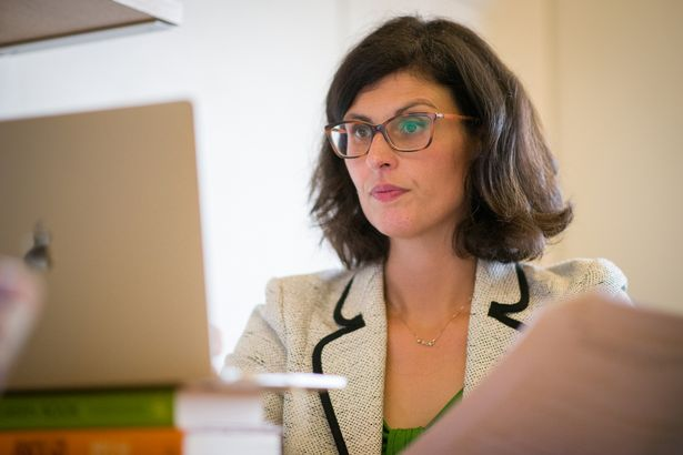 Layla Moran MP chairs the All-Party Parliamentary Group on Coronavirus