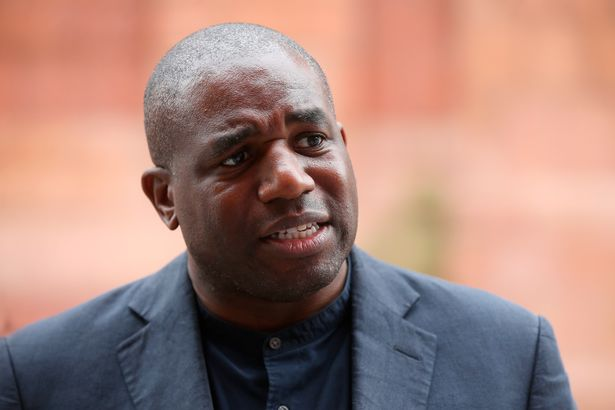 Shadow Justice Secretary David Lammy said the Tories were failing to protect women