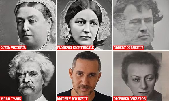 Examples provided by MyHeritage show historical figures, including Queen Victoria, Mark Twain and Florence Nightingale, come to life. The tech uses a modern-day input to animate photos of the deceased