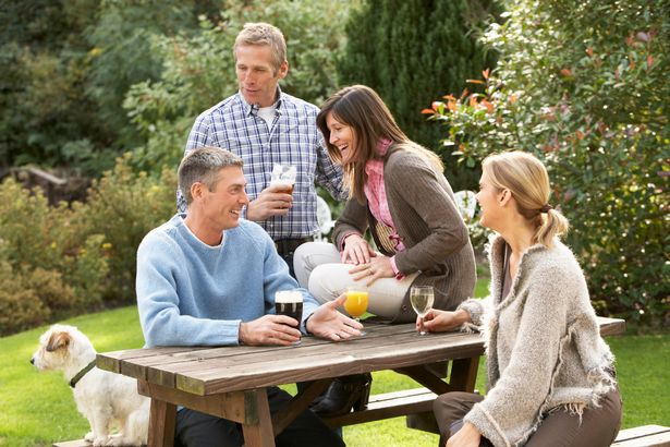 Outdoor gatherings will be allowed under the rule of six
