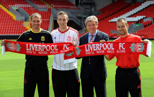 Joe Cole Liverpool Press Conference