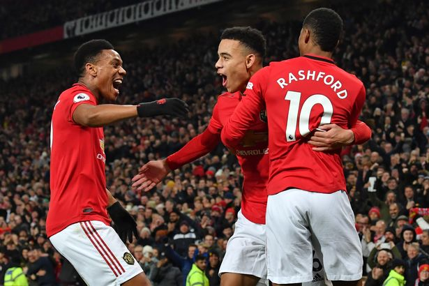 Darren Fletcher believes Mason Greenwood is good enough to lead the line for United