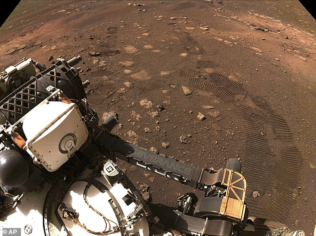 The Perseverance rover has been on Mars for more than a month, collecting data and finding a location to deploy the Ingenuity helicopter