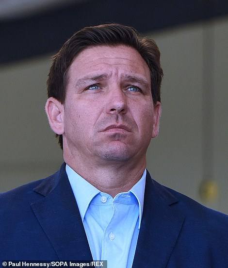 Florida Governor Ron DeSantis often boasts that his state has fared better than most amid the pandemic, despite staying open for business and remaining without a mask mandate