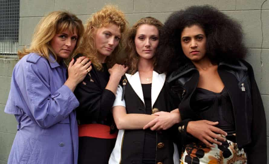 Real lives, not just victims in waiting … Band of Gold, Mellor's 1990s series about sex workers.