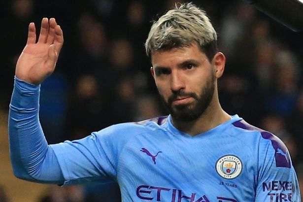 Aguero will leave City after 10 years at the club