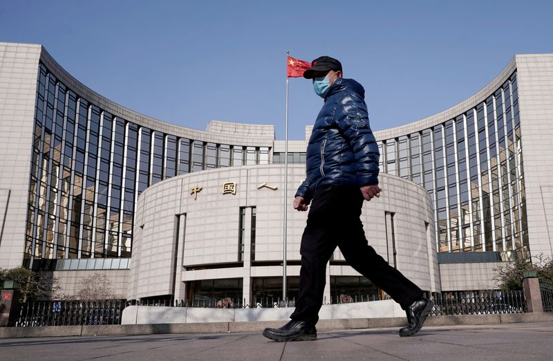 China and Brazil have world's greenest central banks, activists say