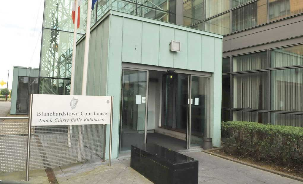 blanchardstown courthouse