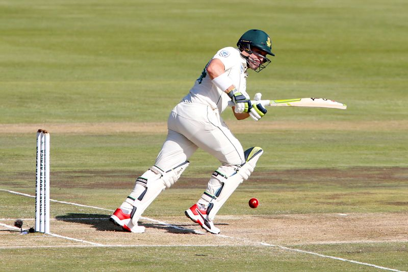 Elgar, Bavuma to lead South Africa as De Kock steps aside