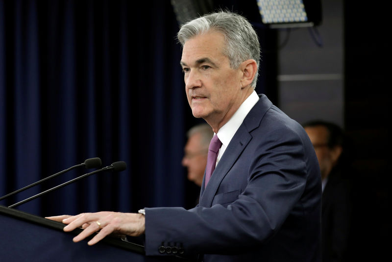 Powell Flags 'Unevenness' in Recovery, Backs Fed's Bond Buying Plans