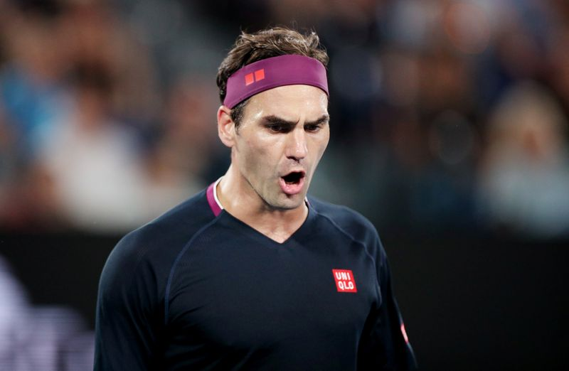 Federer 'pumped up' to return to competition in Doha