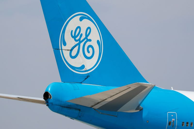 GE nears deal to combine aircraft-leasing unit with AerCap - WSJ