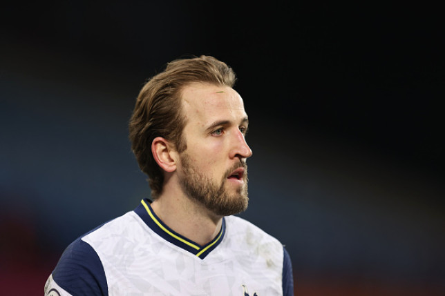 Kane has been linked with an exit from Spurs