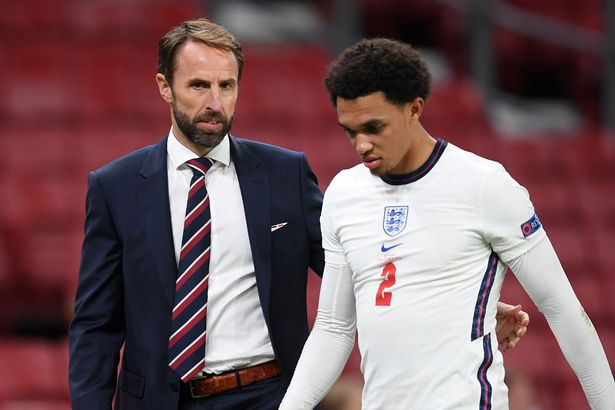 The right-back was left out of the latest England squad
