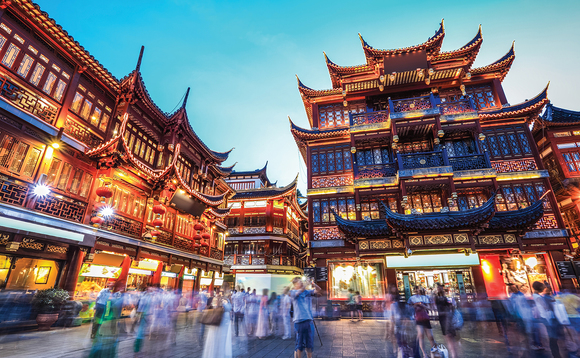 """The ETF aims to offer the """"broadest exposure to Chinese equities"""""""