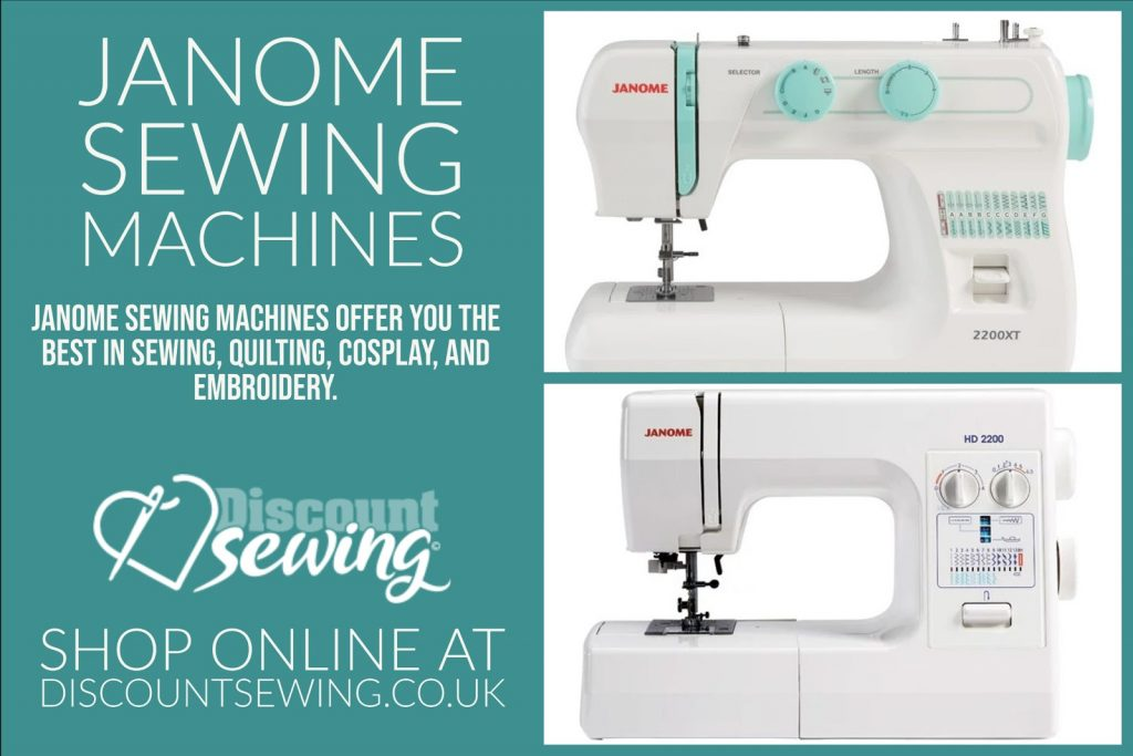 Janome Sewing Machine - Everything You Need To Know