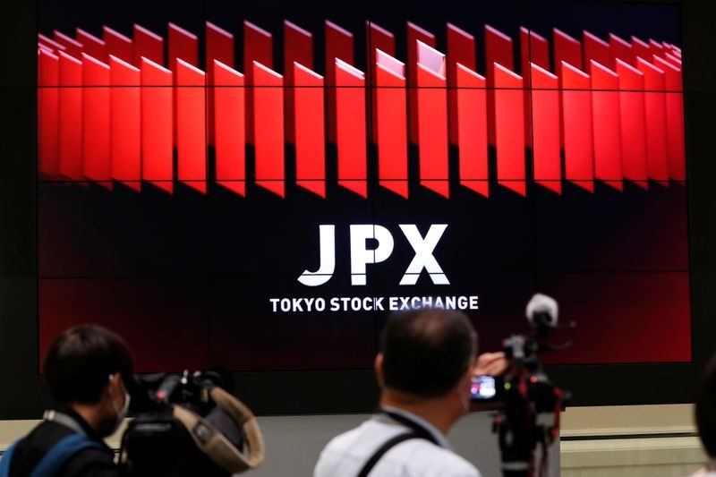 Japan shares higher at close of trade; Nikkei 225 up 0.79%