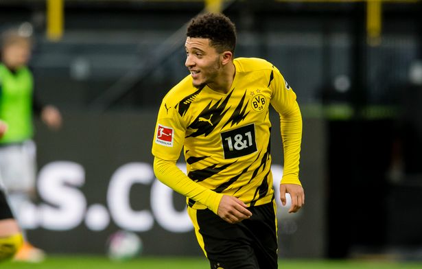 Man United star Paul Pogba has teased Jadon Sancho over a move to Old Trafford
